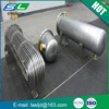 Professional stainless steel industrial customized coaxial marine tube heat exchanger