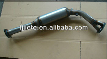 High Flow Catalytic Converter New With Warranty Buy Factory