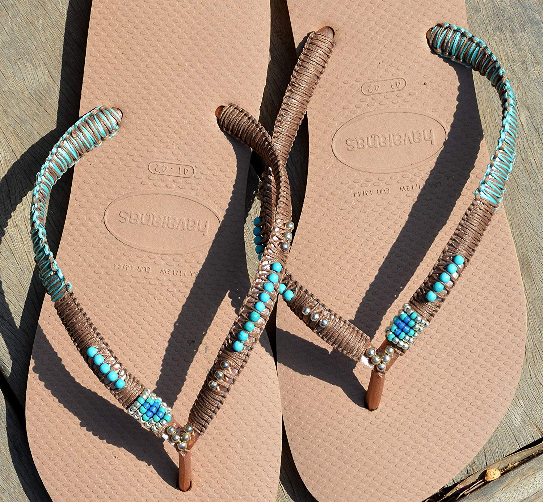 92b89f548184bc Get Quotations · Women s Flip Flops