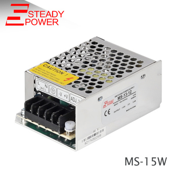 steady 15 watt smps 5 volt 3 amp small switching module Switching Power Supply 24V Switching Power Supply AC