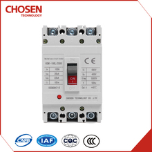 hot product ,with 20 years manufacturer experience ,100A 3p mccb circuit breaker