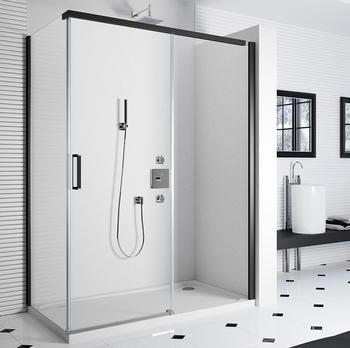 2 Person Modern Bathroom Shower Bath