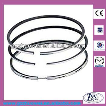 piston rings, set for mazda e2200