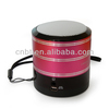 Portable mini digital music box speaker Support Micro SD card
