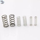 small metal adjustable compression spring with different shapes