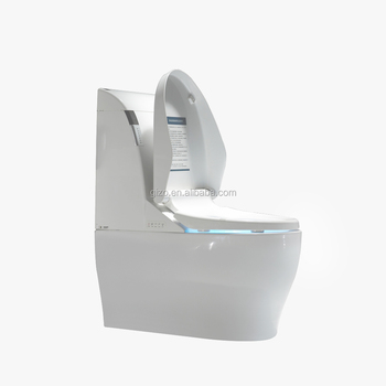 Electric luxury led Foshan bidet intelligent Toilet Bidet
