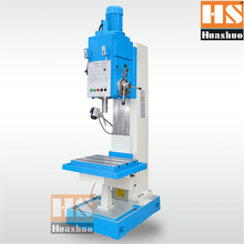 z5140 vertical drilling machine, spindle travel 250mm, automatic feed spindle gear can tapping