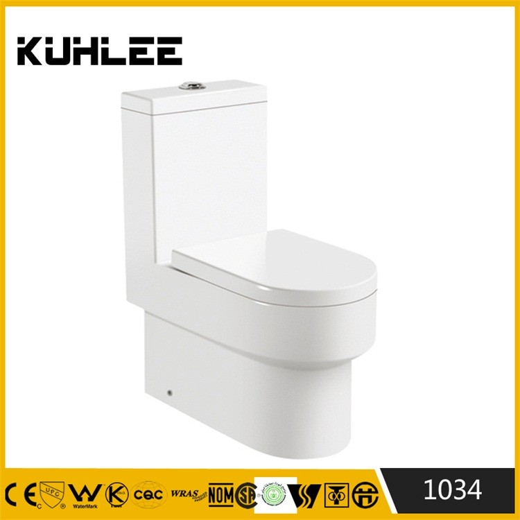 KL-1034 One piece hot selling toilet Water Closet