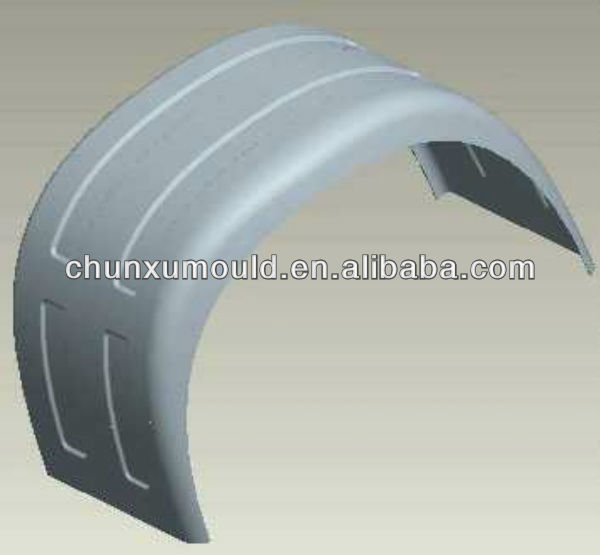 plastic fender board for truck ,custom design available fender board by rotational mould