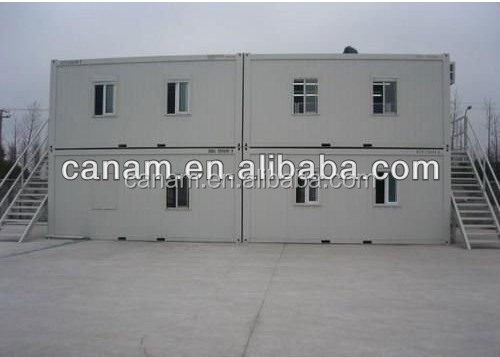 CANAM-luxury modern movable casas prefabricadas precios home for sale