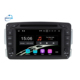 4GB RAM Android 8.0 Car DVD Player for Mercedes/Benz W209 W203 W168 ML W163 W463 Viano W639 Vito with Wifi BT Radio