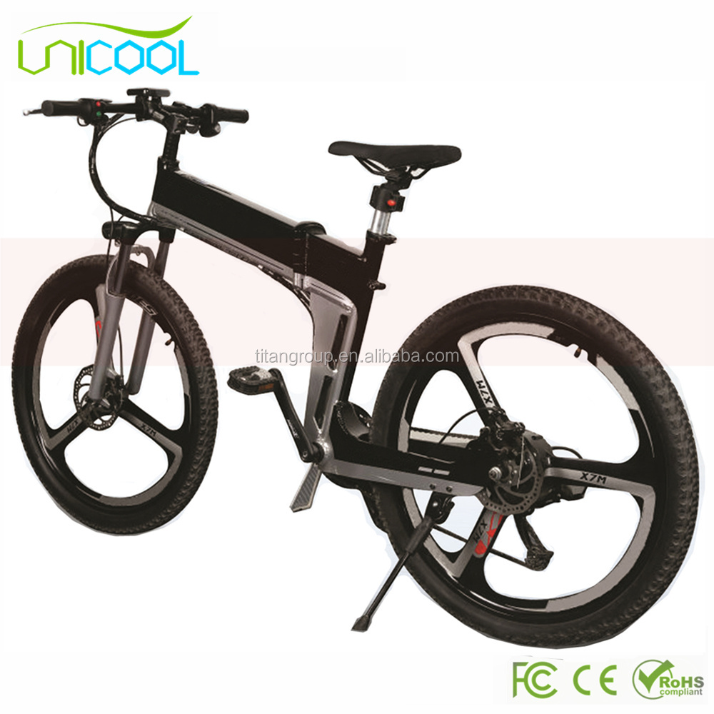 Folding Bicyle City Electric Bike with EN15194 Electronic Motor Bike