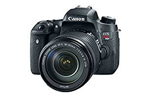 Canon EOS Digital Rebel T6s 24.2MP SLR Digital Camera Bundle includes: Camera, 18-135mm STM Lens, 32GB Professional 633x SDHC Class 10 UHS-I/U3 Memory Card Up to 95 Mb/s, Gadget Bag and Micro Fiber Cloth