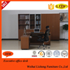 Luxury modern wooden executive office desk/table side table