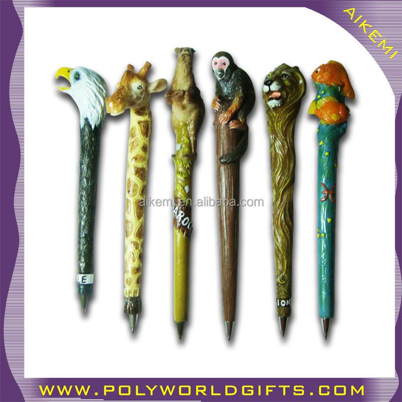 Polyresin Plastic Souvenir Pen With Logo Personalized Decoration 3d Pen Home Decor Sculpture Promotion Pen Buy 3d Pen Pen With Logo Promotion Pen Product On Alibaba Com
