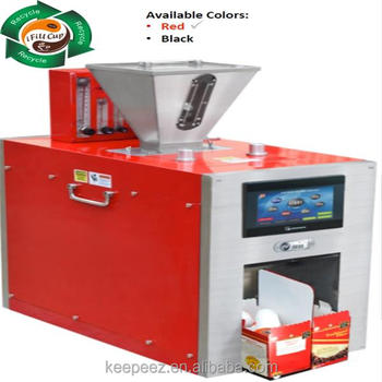Smart Coffee Pod Packaging Machine Ifill800 For Keurig