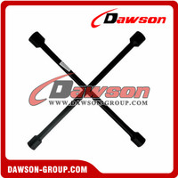 Heavy duty Adjustable Spanner 4 ways lug wrench