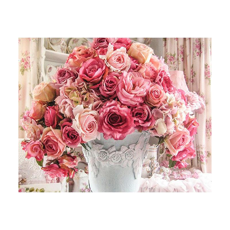 Lindas Paisagens Com Flores De Atacado Compre Os Melhores