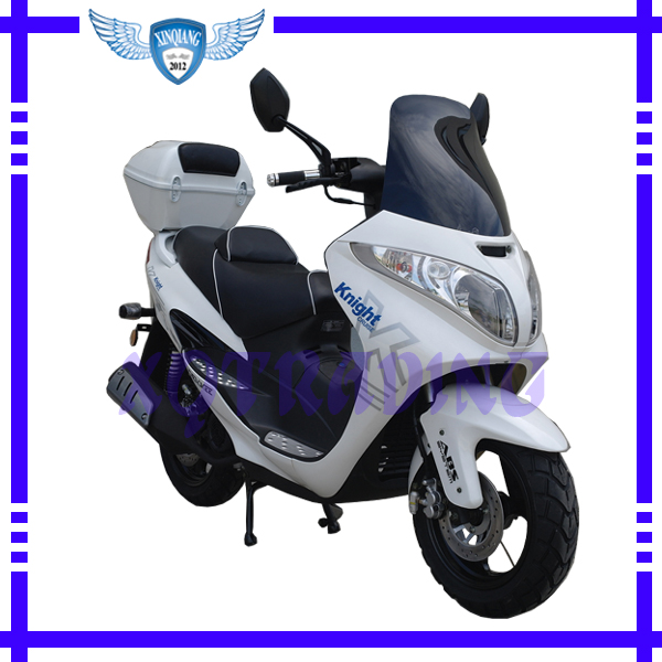 125CC Euro IV Scooter 125XQ-Knight