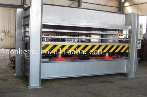 Door Press Machine Wood Door Veneer Hot Press Machine Wood