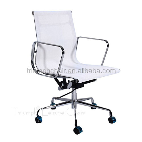 Triumph Adjustable Stainless Steel Base Office Chairs/Modern Rotatable Office Chair boss chair