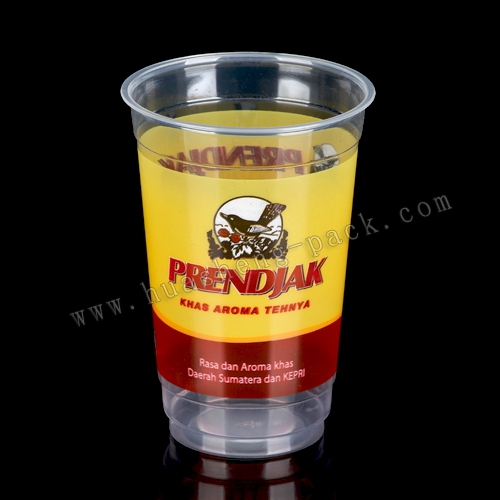 450ml PP material disposable thermoforming machine plastic cup