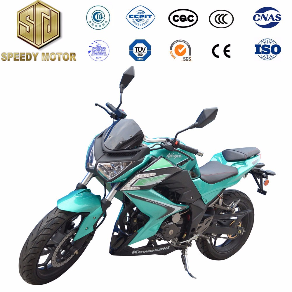 2017 newest style low exhaust emission china motorcycles manufactory