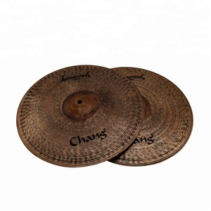 "Chang B20 Customize 13"" Hihat Cymbals Chinese Cymbals"