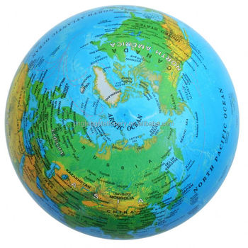New Arrival Excellent Quality 3d Classical World Globe Buy 3d World