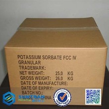 Preservative FCCIV Sorbic Acid and Potassium Sorbate for food &beverage