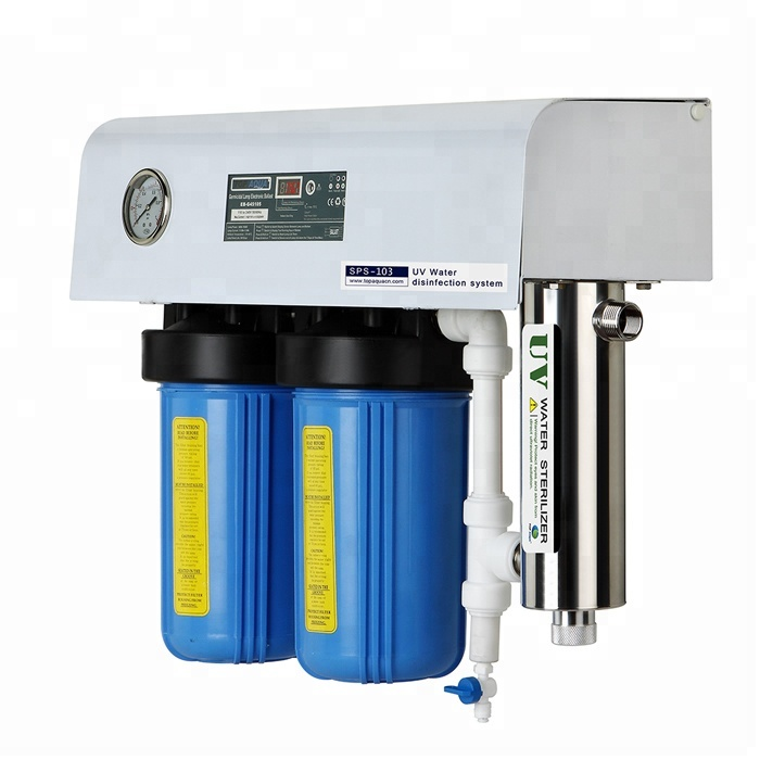 Whole House UV Sterilization <strong>Water</strong> Filter Purifier UV <strong>System</strong>
