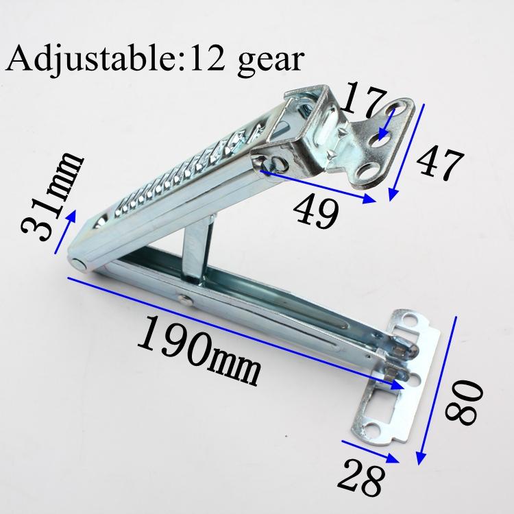 Lingfan f brica ajustable mesa de dibujo de hardware for Fabrica de bisagras