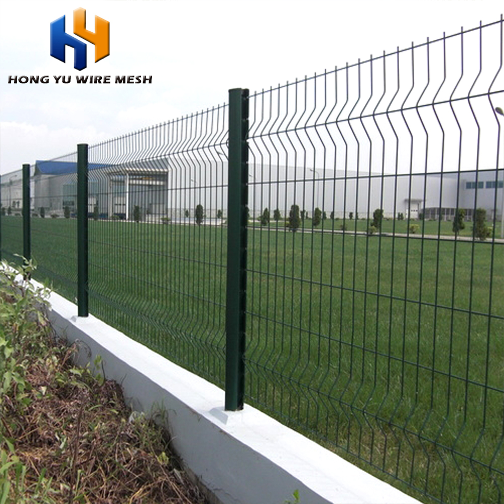 Fencing Designs Iron Mesh Cyclone Wire Fence Price Philippines - Buy ...