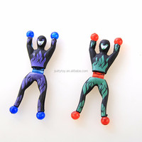 Top fashion special design educational TPR sticky crawler toy