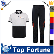 polo and pantsuits ,summer workwear suit ,cheap polo and pants