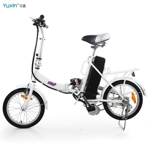 "wholesale 16"" 250w electric bicycle / folding electric bike / ebike with CE for women"