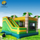 Outdoor house yard air bouncer inflatable trampoline adult inflatable bouncer castle for sale