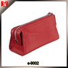 2017 hot selling Makeup Bag Grain Leather Toilet Bag Women