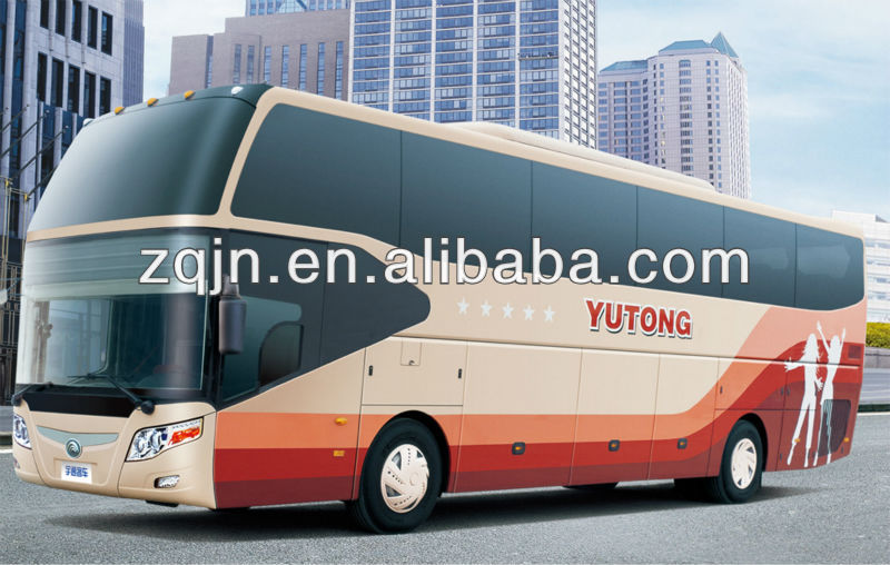 12m Luxury 60 Luxury Passenger Bus Chinese Bus