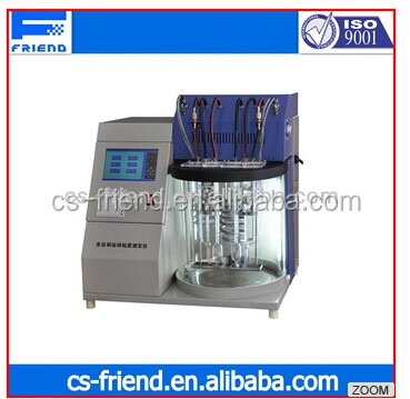 Refrigeration Oil oil analysis kinematic viscosity bath