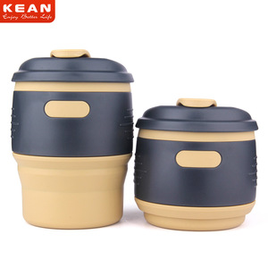 Wholesale Leak Proof Sublimation Silicone Travel Mug