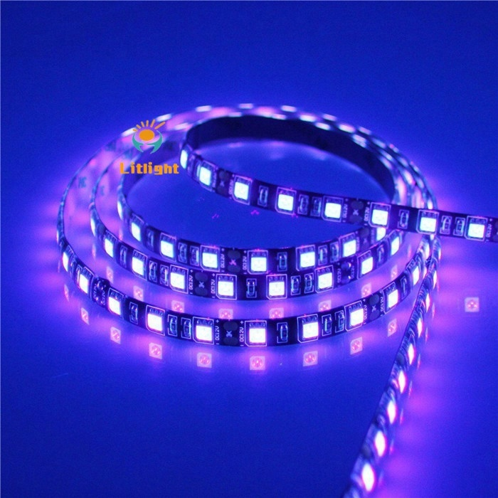 Lights & Lighting Good Rgb Ac 110v Neon Rope Led Strip 50 Meter Outdoor Waterproof 5050 Smd Light 60leds/m With Power Supply Cuttable At 1meter Led Strips