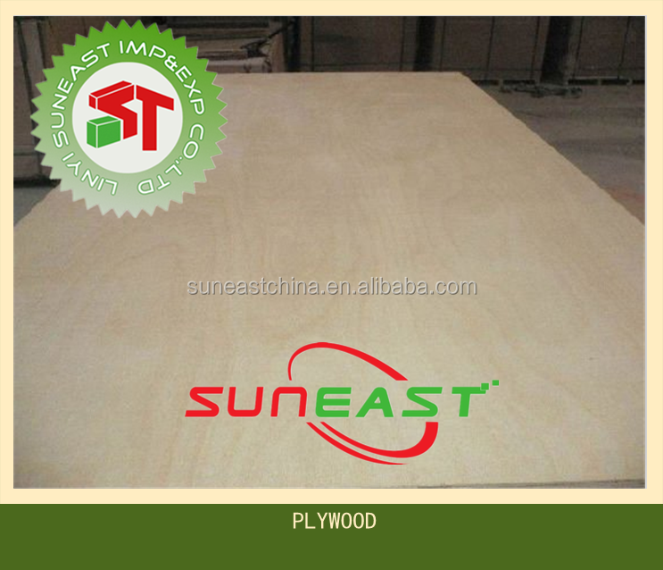 cabinet grade white birch plywood with E0 glue,laser plywood birch ply