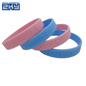 Silicone wristband/fashion mixture color bracelet/OEM cheap promotional gift
