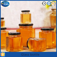 150ml home goods lead free jelly glass jar with lids