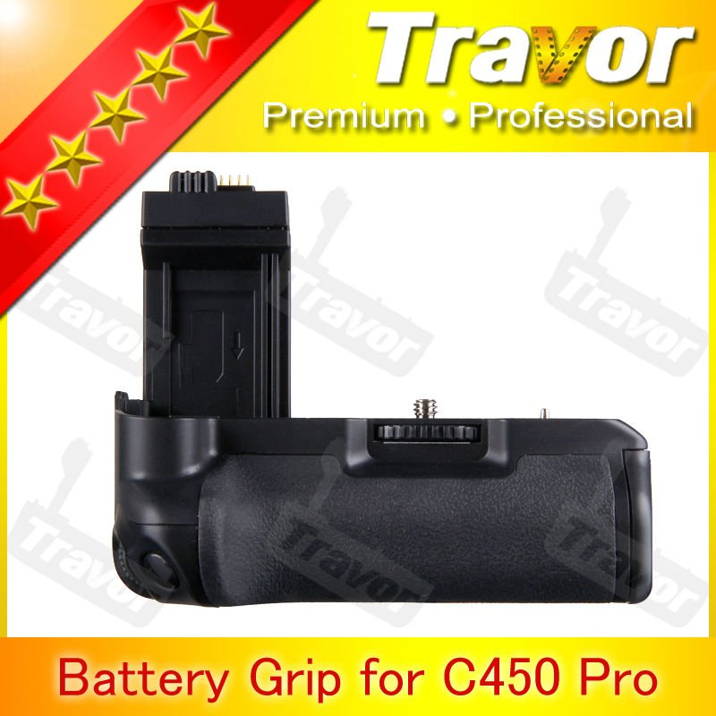 NEW Black battery battery power grip for CANON 500d 450d replace for canon bg-e5