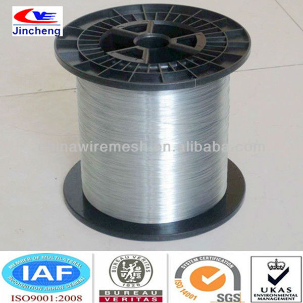 high quality 12 gauge stainless steel wire / 12 gauge S.S. wire(manufacturer)
