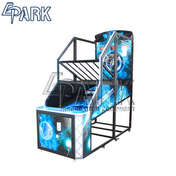 2019 New design arcade machine youth basketball machine out tickets game machine for sale