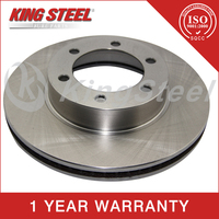 Auto Brake Parts For Toyota Truck Sequoia Tundra Brake Disc 43512 ...