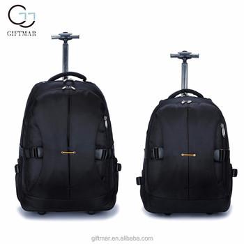 a057b71b3d222 China Alibaba New Design Bestseller High End Gepäck Reise Trolley Rucksack  Taschen Mit Rädern